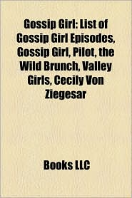 Gossip Girl - Books Llc