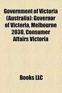 Government of Victoria (Australia): Melbourne 2030