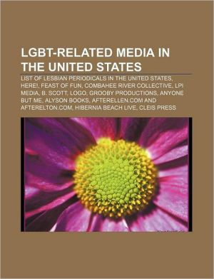Lgbt-Related Media In The United States - Books Llc