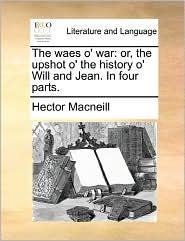 The Waes O' War - Hector Macneill