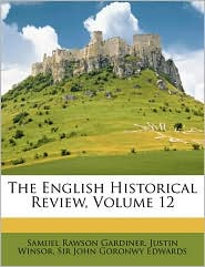 The English Historical Review, Volume 12