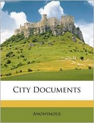 City Documents - Anonymous