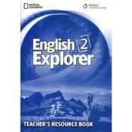 English Explorer International Teachers Resrc Book Level 2 - Stephenson