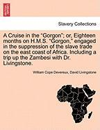 """A  Cruise in the """"Gorgon""""; Or, Eighteen Months on H.M.S. """"Gorgon,"""" Engaged in the Suppression of the Slave Trade on the East Coast of Africa. Includi"""