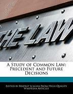 A Study of Common Law: Precedent and Future Decisions