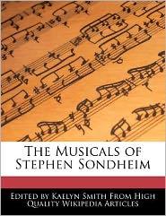 The Musicals Of Stephen Sondheim - Kaelyn Smith