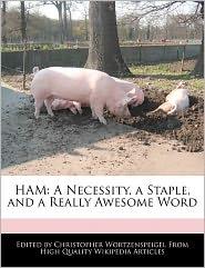 Ham - Christopher Wortzenspeigel