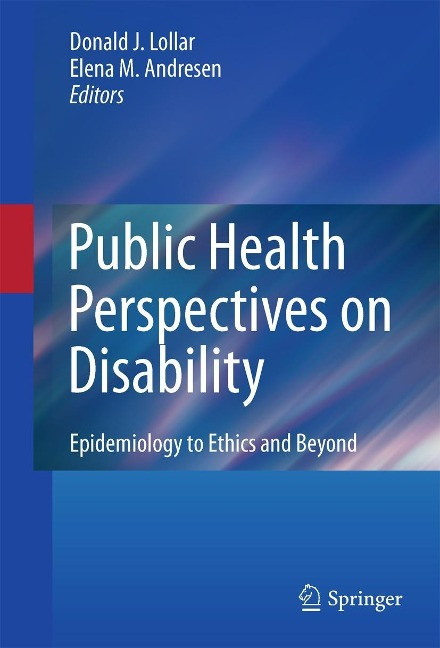 Public Health Perspectives on Disability - Lollar, Donald J.