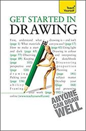 Get Started in Drawing - Capon, Robin