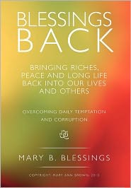 Blessings Back - Mary B. Blessings