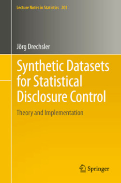 Synthetic Datasets for Statistical Disclosure Control
