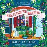 Nightshade for Warning - Bailey Cattrell (author), Vanessa Daniels (narrator)