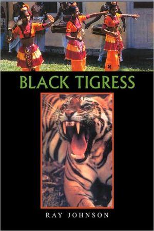 Black Tigress - Ray Johnson