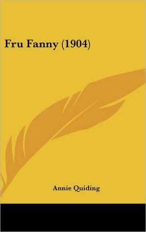 Fru Fanny (1904)