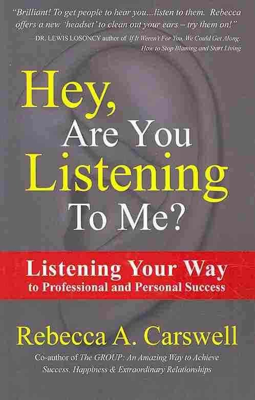Hey, Are You Listening to Me?