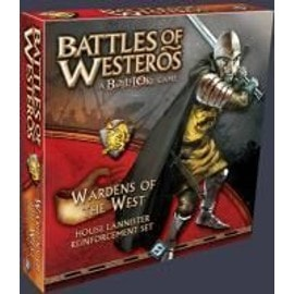 Battles of Westeros: Wardens of the West Expansion - Fantasy Flight Games