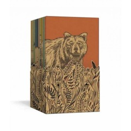 Woodland Creatures : A 10 Notebook Set - Kathryn Hunter