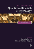 The SAGE Handbook of Qualitative Research in Psychology - Carla Willig