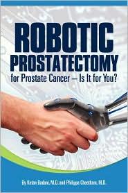 Living a Better Life after Prostate Cancer - Philippa Cheetham, Ketan Badani