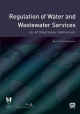 Regulation of Water and Wastewater Services - Rui Cunha Marques