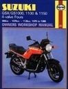 Suzuki GSX/GS1000, 1100 and 1150 4-valve Fours Owners Workshop Manual - Pete Shoemark