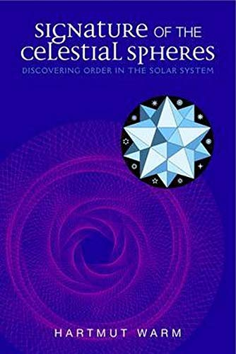 Signature of the Celestial Spheres: Discovering Order in the Solar System