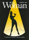 All Woman Collection: v. 1: (Piano, Vocal, Guitar): Collection of Songs for Female Vocalists - Alfred Publishing