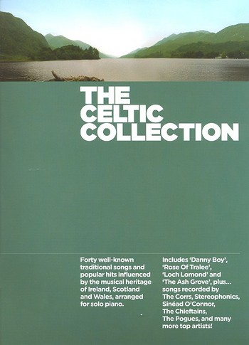 The Celtic Collection : for piano