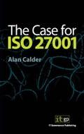 9781905356119 The Case For Iso27001 - Alan Calder