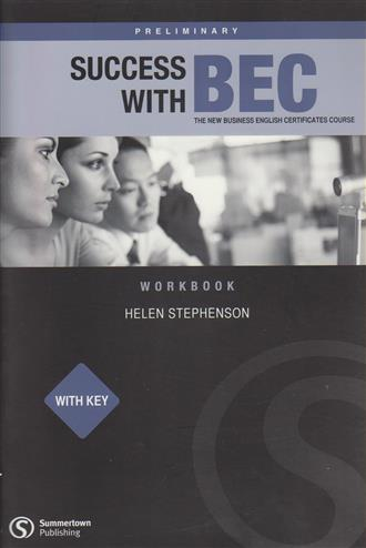 Success with bec (with key) - Stephenson, H.