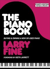 The Piano Book: Buying & Owning a New or Used Piano - Fine, Larry / Jarrett, Keith