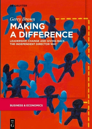 Making a Difference - Gerry Brown