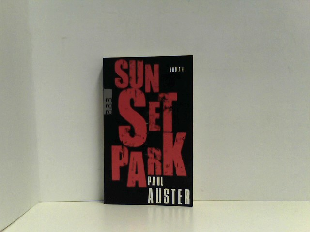 Sunset Park - Auster, Paul