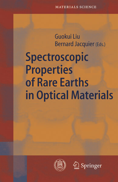 Spectroscopic Properties of Rare Earths in Optical Materials als Buch von