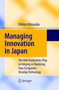 Managing Innovation in Japan