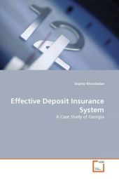 Effective Deposit Insurance System - Sophio Khundadze