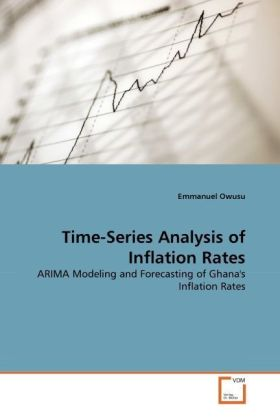 Time-Series Analysis of Inflation Rates - ARIMA Modeling and Forecasting of Ghana's Inflation Rates - Owusu, Emmanuel