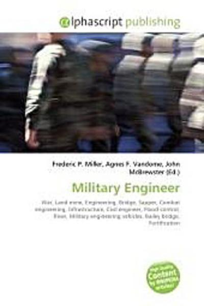 Military Engineer - Frederic P. Miller