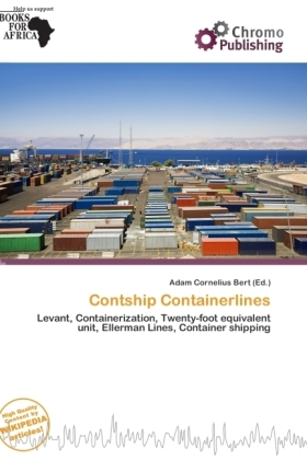 Contship Containerlines - Levant, Containerization, Twenty-foot equivalent unit, Ellerman Lines, Container shipping