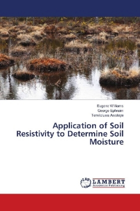 Application of Soil Resistivity to Determine Soil Moisture