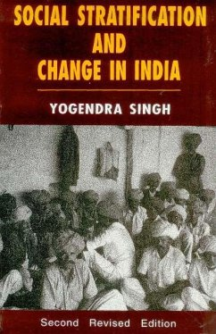 Social Stratification and Change in India - Singh, Yogendra
