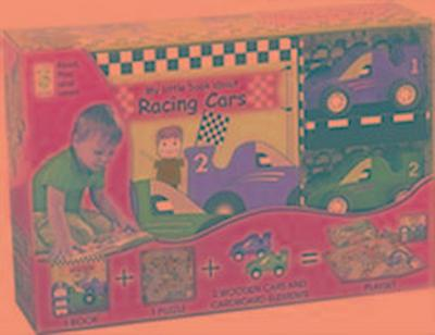 My Little Racing Circuit - Louise Buckens