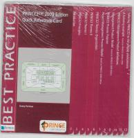 PRINCE2 (TM) 2009 Edition - Quick Reference Cards