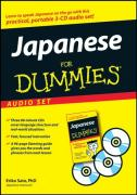 Japanese For Dummies: Audio Set