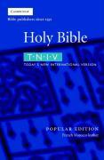 TNIV Bible Popular Edition Burgundy French Morocco Leather (Bible Tniv)