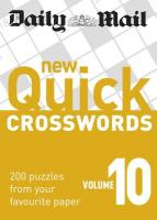 New Quick Crosswords: V. 10: 200 Puzzles from Your Favourite Paper