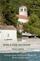 Just a Few Seconds James Nemo Author