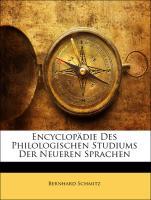 Encyclopädie Des Philologischen Studiums Der Neueren Sprachen
