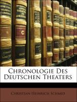 Chronologie Des Deutschen Theaters (German Edition)