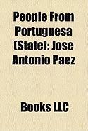 People from Portuguesa (State): Jos Antonio Pez